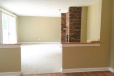 Removing Half Walls | Lumber Loves Lace | lumberloveslace.com