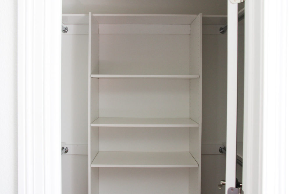 Finished Master Closet 2016 Year in Review | Melissa Lynch | melissalynch.com