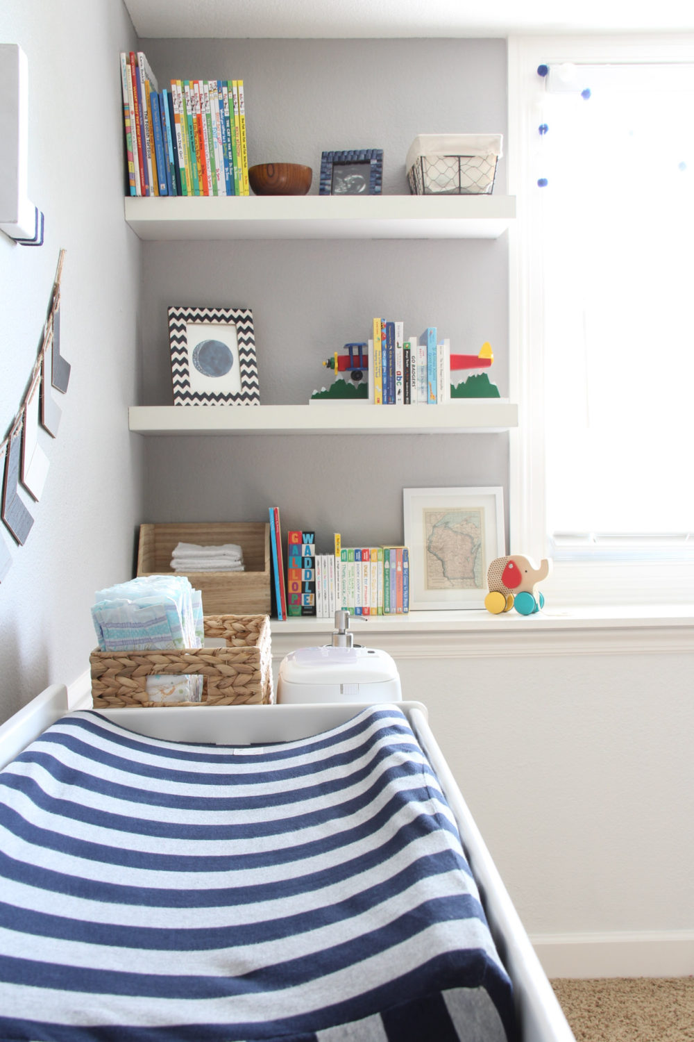 Elliot's Nursery | Melissa Lynch | melissalynch.com