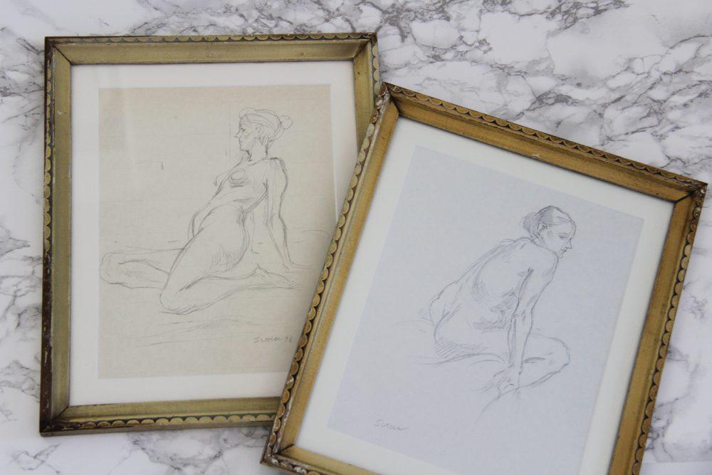 Ladies framed | Melissa Lynch | melissalynch.com