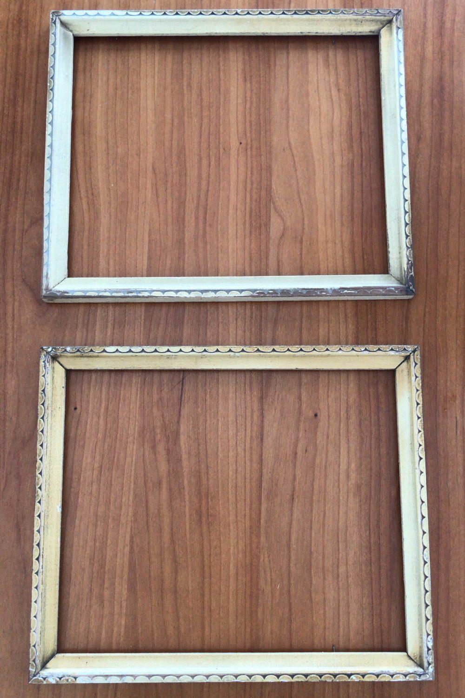 Vintage Frames | Lumber Loves Lace | lumberloveslace.com