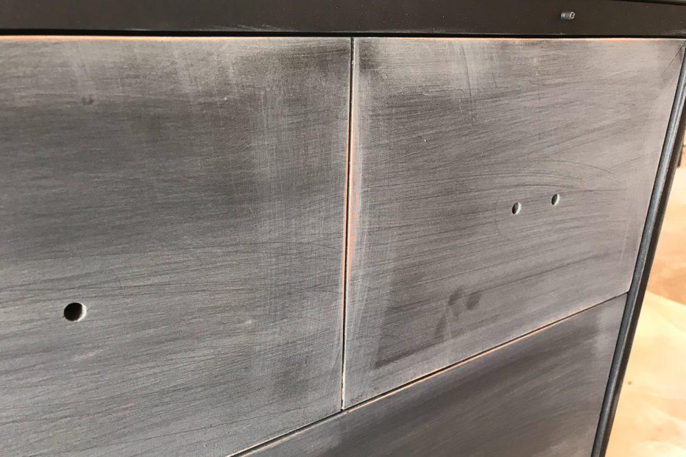 Distressing Furniture | Lumber Loves Lace | lumberloveslace.com