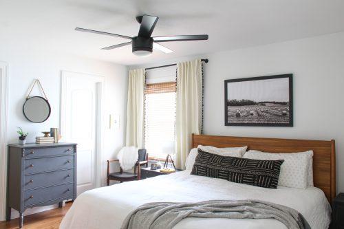 Master Bedroom Reveal: One Room Challenge – Week 6