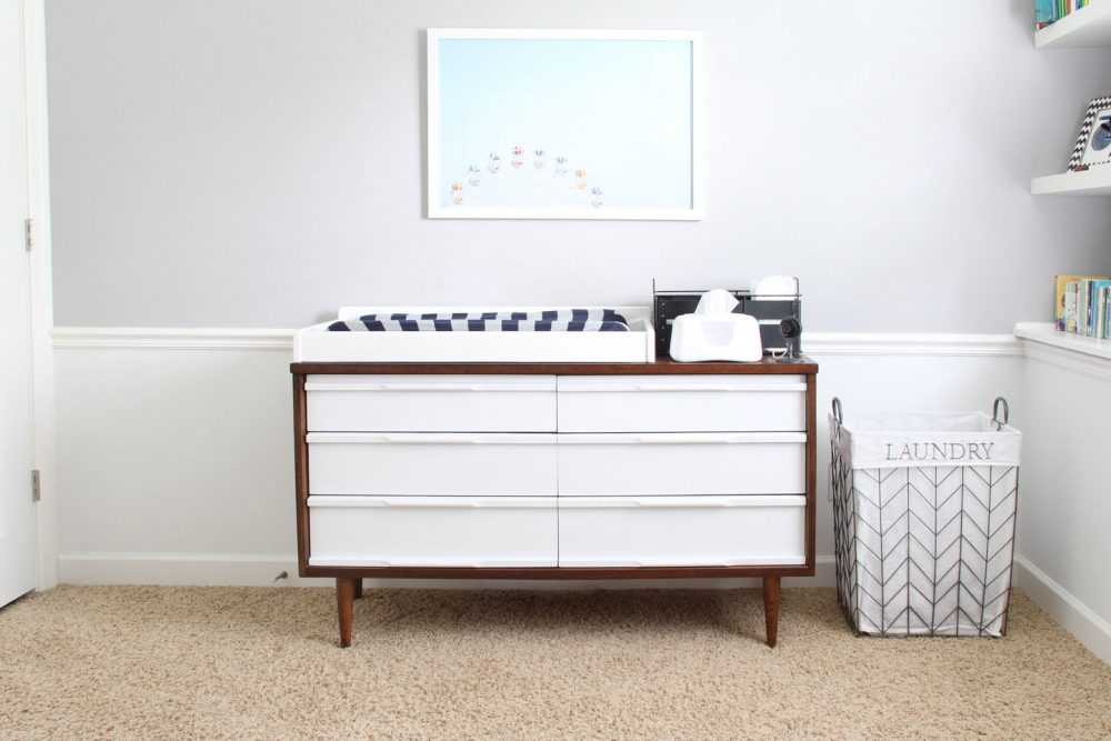 Toddler room for a little boy | Lumber Loves Lace | lumberloveslace.com